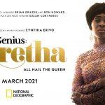 Poster voor serie Genius: Aretha