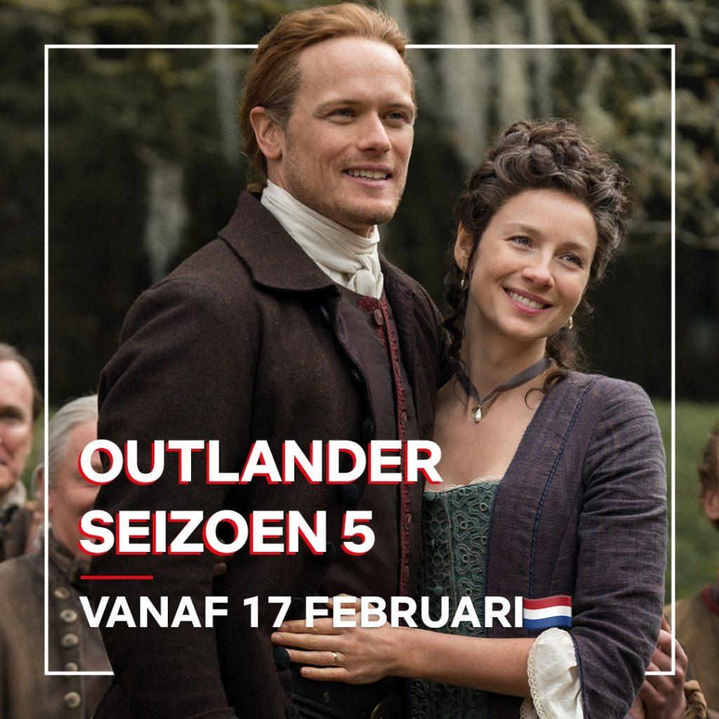 Outlander seizoen 5 Netflix