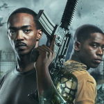 Nieuwe trailer en poster voor Netflix film Outside the Wire