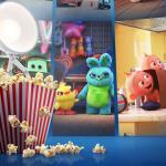 Trailer en poster voor Pixar Popcorn op Disney Plus