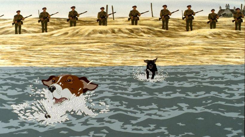 Blu-Ray Recensie | The Plague Dogs (Sandro Algra) 1