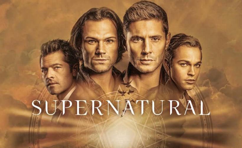 Supernatural seizoen 15 Amazon Prime