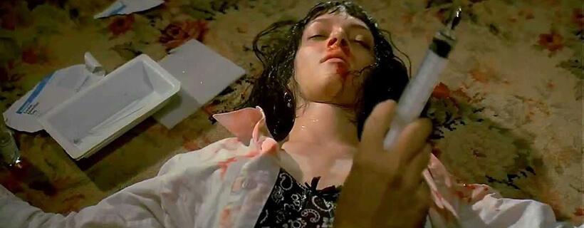 2 Meest Pijnlijke scenes - Pulp Fiction