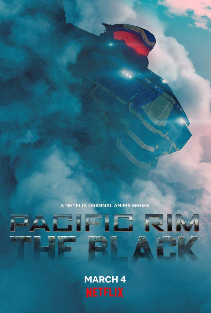 Pacific Rim The Black trailer