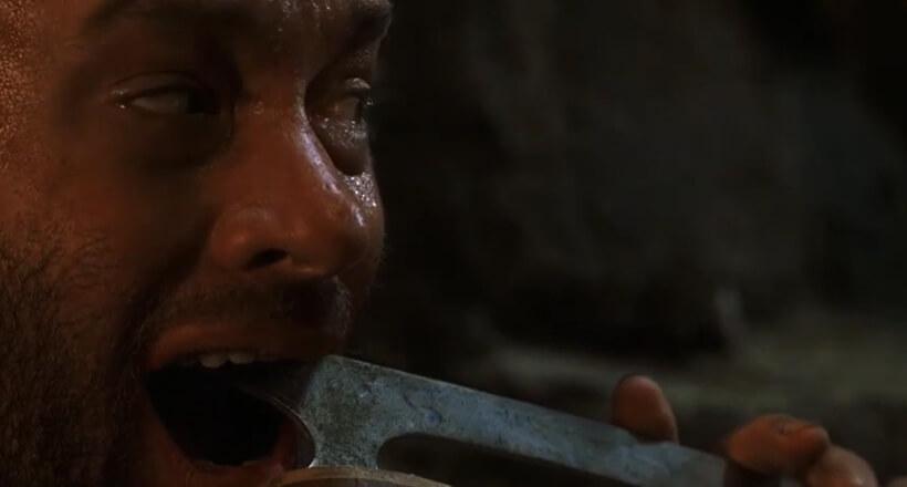 7 Meest Pijnlijke scenes - Cast Away
