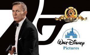 Disney James Bond
