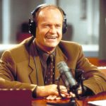 Frasier reboot in ontwikkeling bij Paramount Plus