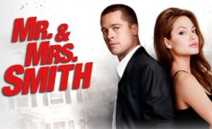 Mr. and Mrs. Smith serie