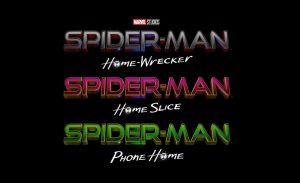 Spider-Man 3 titel
