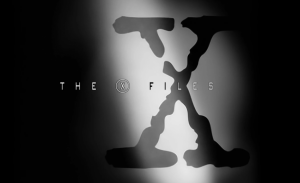 The X-Files Disney Plus Star