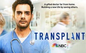 Transplant serie