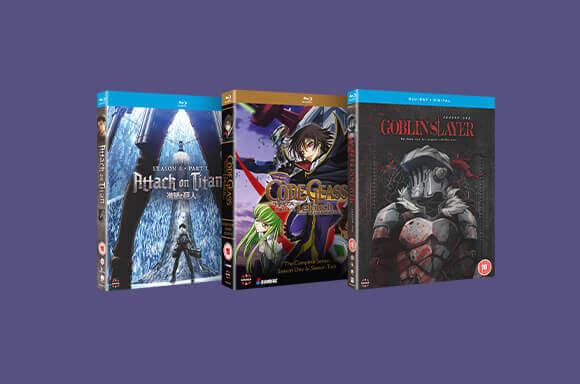 Mega kortingen op anime boxsets | 30% korting op Criterion Collectie bij Zavvi