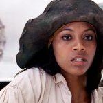 Zoe Saldana krijgt rol in bloederige piratenfilm