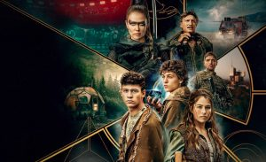 Tribes of Europe Netflix
