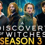 Wanneer verschijnt A Discovery of Witches seizoen 3?