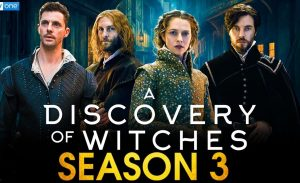 A Discovery of Witches seizoen 3