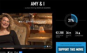 Amy & I Crowdfunding