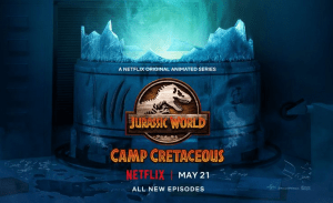 Jurassic World Camp Cretaceous seizoen 3
