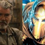 Pierce Brosnan als Doctor Fate in Black Adam