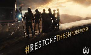 #RestoreTheSnyderVerse