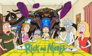 Rick and Morty seizoen 5