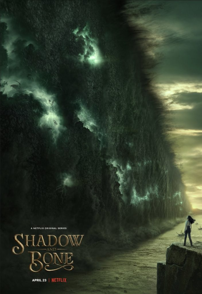 Shadow and Bone serie