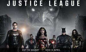 Zack Snyder's Justice League Nederland