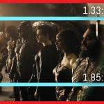Waarom heeft de Snyder Cut van Justice League geen widescreen?