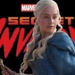 Emilia Clarke rol in Marvel's Secret Invasion!