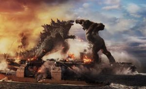 Godzilla vs Kong Nederland