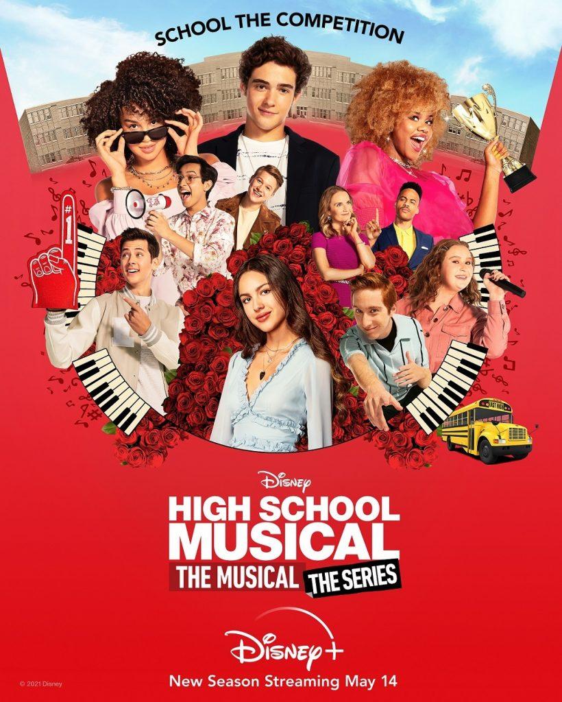 High School Musical serie seizoen 2
