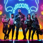 Nieuwe poster voor de Netflix film Army of the Dead