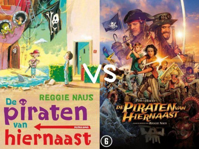 De Piraten van Hiernaast Netflix