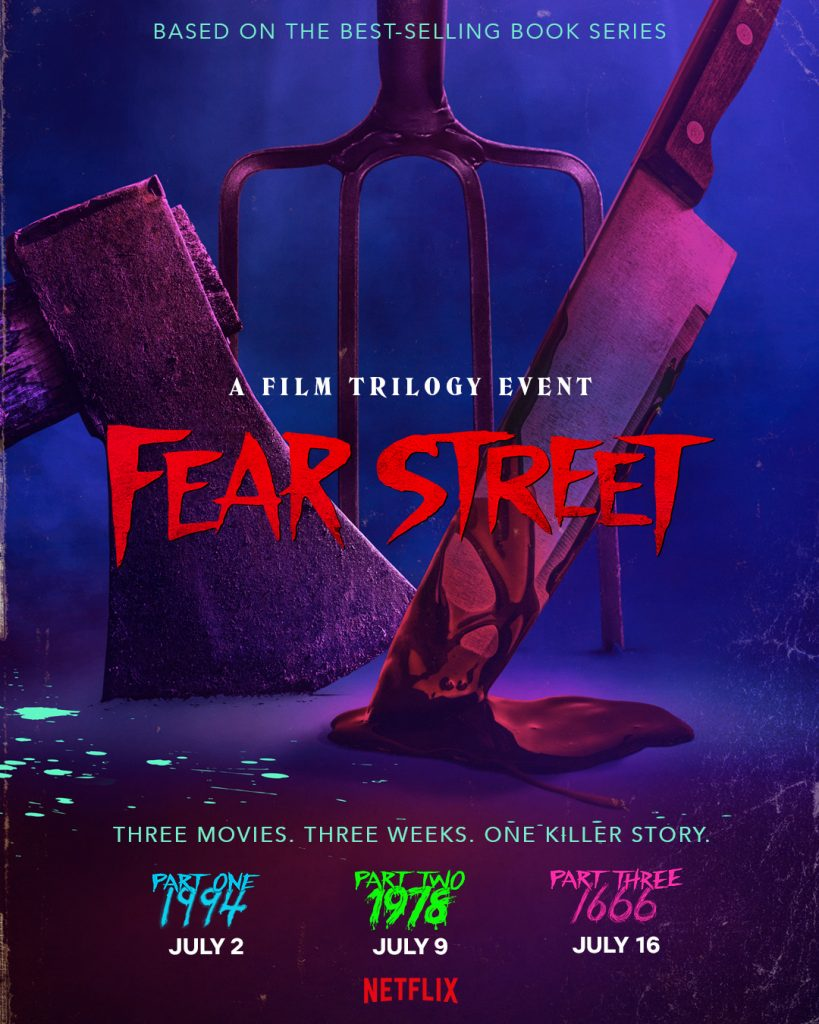 Fear Street film