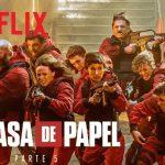 Langverwachte trailer voor laatste deel La Casa de Papel