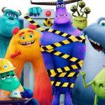 Disney Plus serie Monsters Aan Het Werk vanaf 2 juli