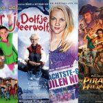 6 verfilmde kinderboeken op Netflix