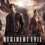 Nieuwe trailer voor Netflix serie Resident Evil: Infinite Darkness