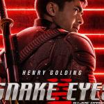 Eerste trailer en poster voor Snake Eyes: G.I. Joe Origins