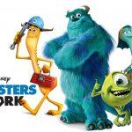 Trailer voor Disney Plus serie Monsters at Work