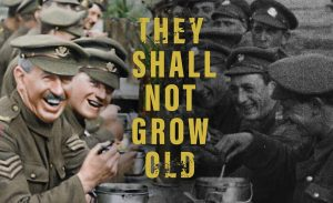 They Shall Not Grow Old Netflix