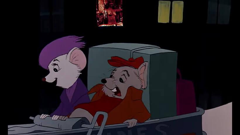 Hoe Disney Plus films verschillen van jouw videobanden - The Rescuers