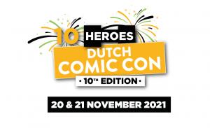 Dutch Comic Con 2021