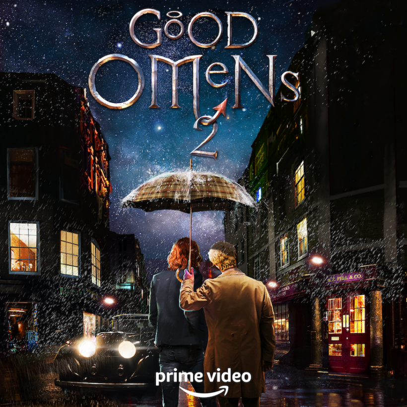 Good Omens seizoen 2