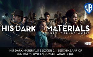 His Dark Materials seizoen 2 DVD