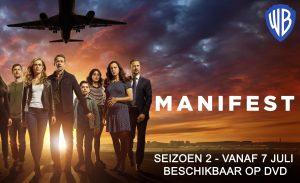 Manifest seizoen 2 DVD