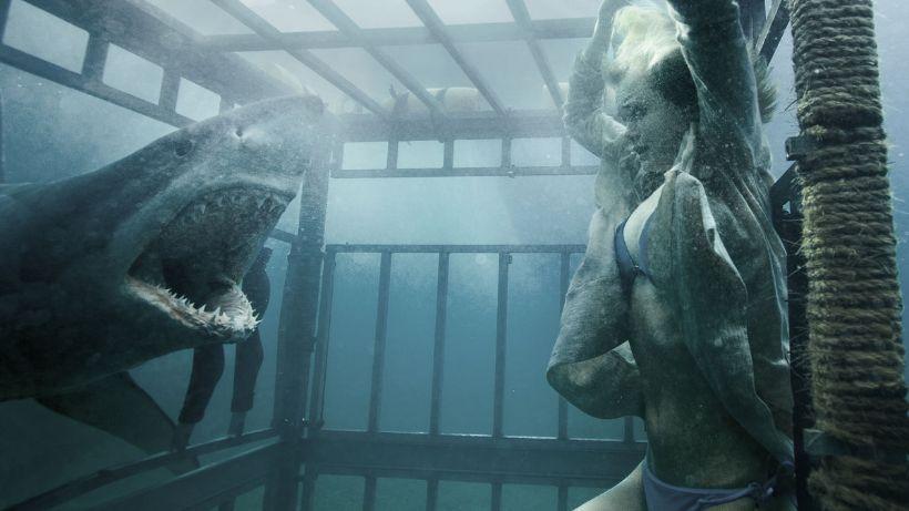 Recensie Shark Night 2