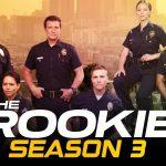 The Rookie seizoen 3 vanaf 15 juni op Net5
