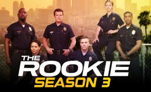 The Rookie seizoen 3 Net5