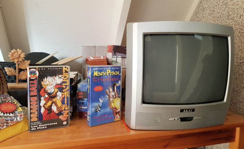 Film remasters - TV en VHS tapes
